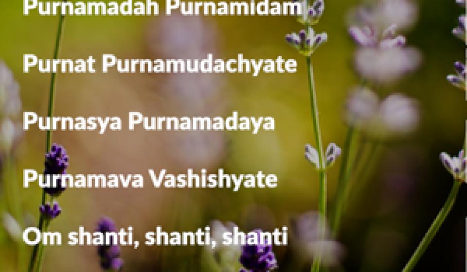 Purna Mantra
